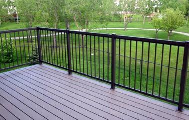 Calgary Aluminum Railing & Decking & Rail: Home-Rail Ltd