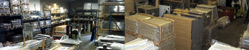 Fully Stocked DIY Decking & Aluminum Railing Warehouse