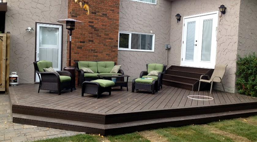 Deck Railing Calgary | Aluminum Railing & Decks | Home-Rail Ltd