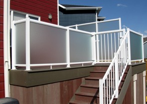 Deck Railing Lethbridge Alberta